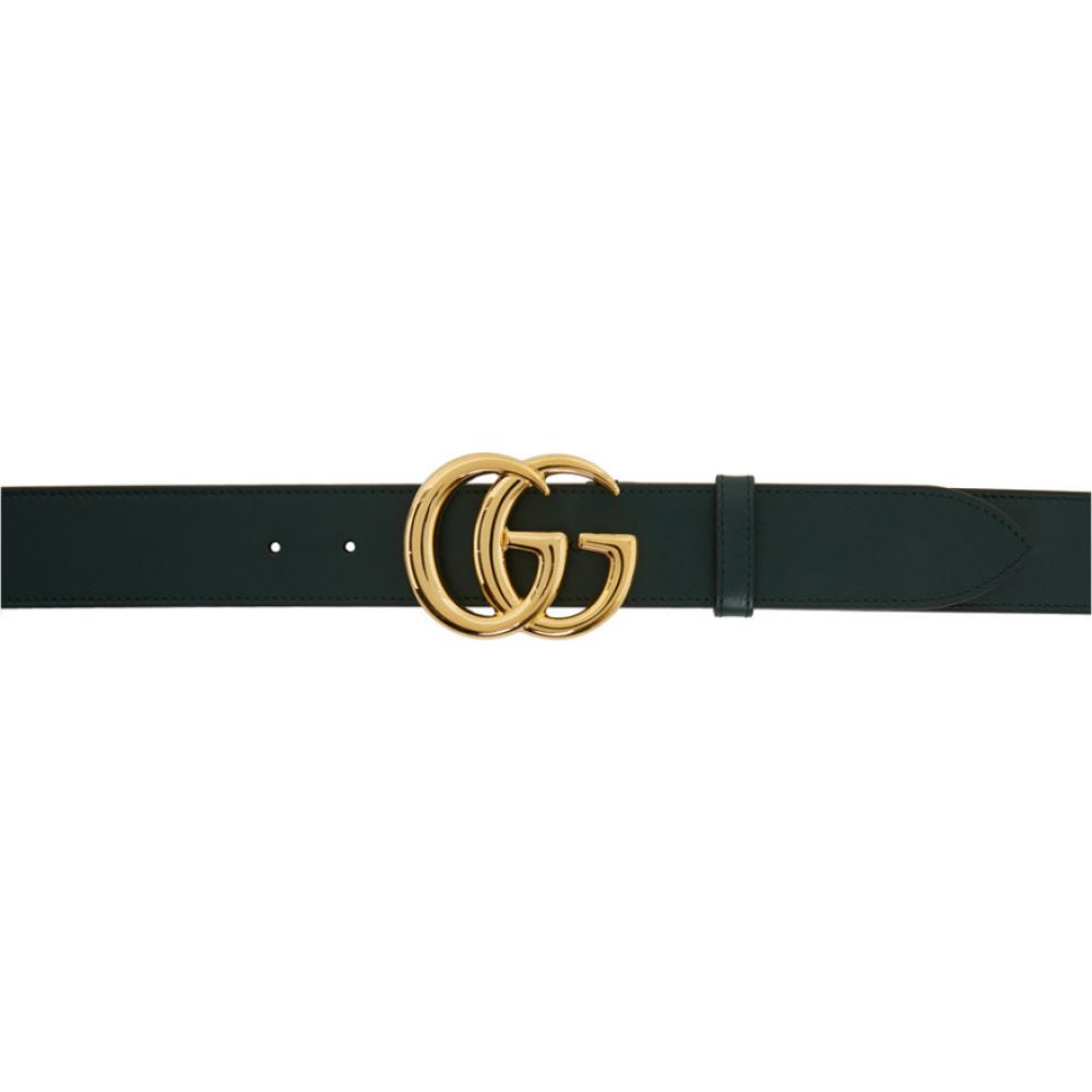 グッチ Gucci メンズ ベルト 【Green Double G Belt】Green