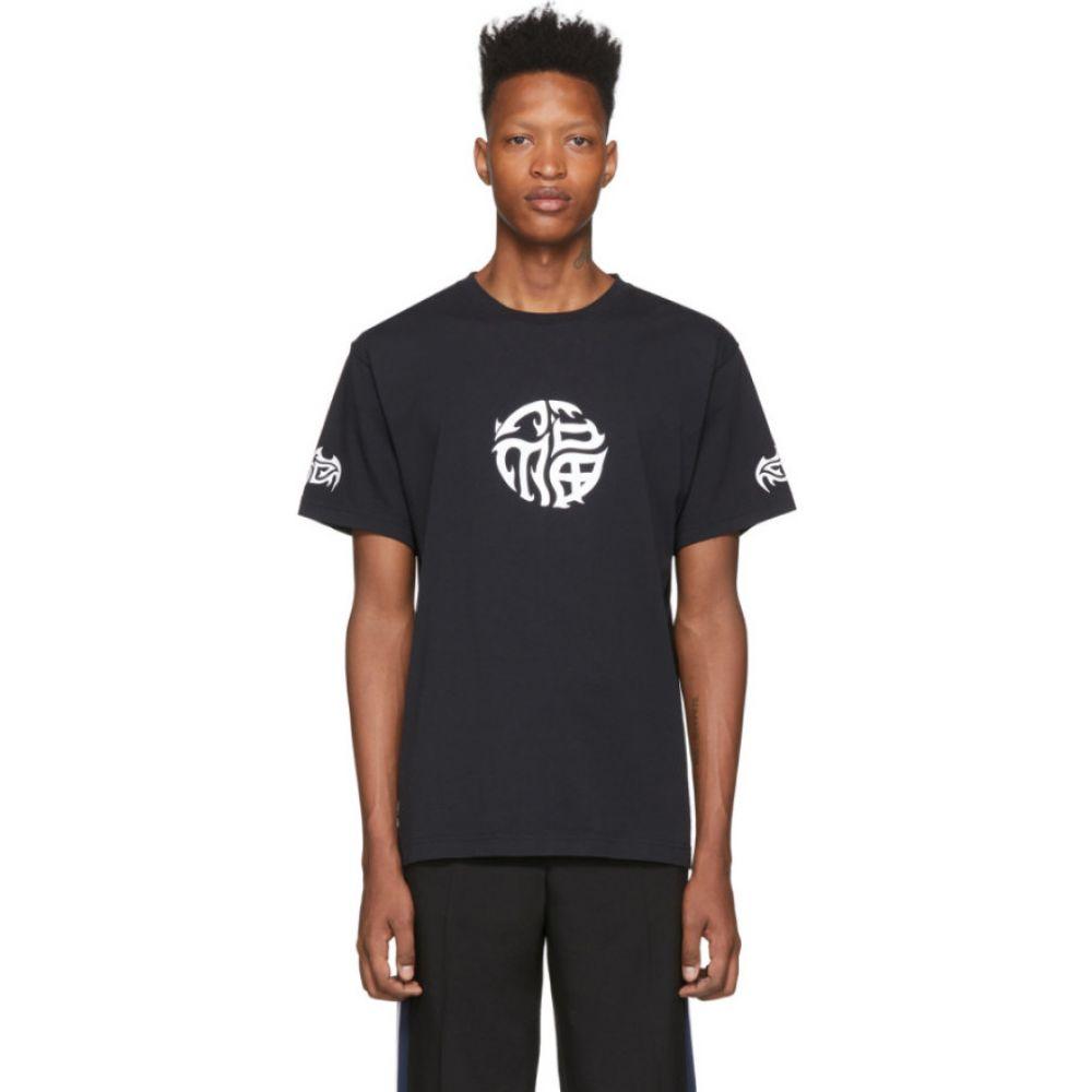 ヴェトモン VETEMENTS メンズ Tシャツ トップス【Black 'Prosperity' T-Shirt】Black