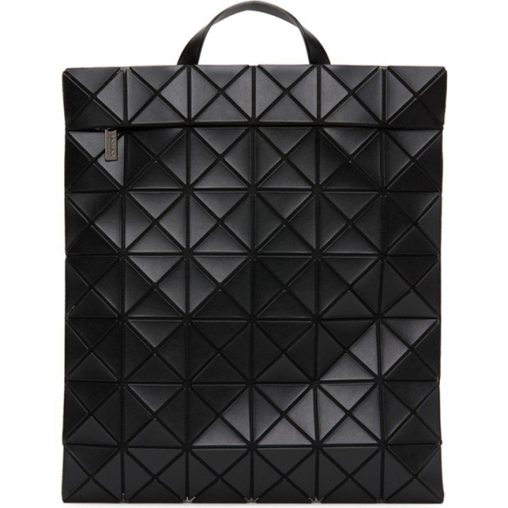 イッセイ ミヤケ Bao Bao Issey Miyake メンズ バックパック・リュック バッグ【Black Flat Backpack】Black