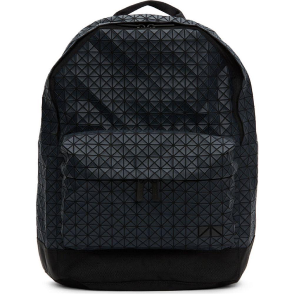 イッセイ ミヤケ Bao Bao Issey Miyake メンズ バックパック・リュック デイパック バッグ【Navy Daypack Backpack】Navy