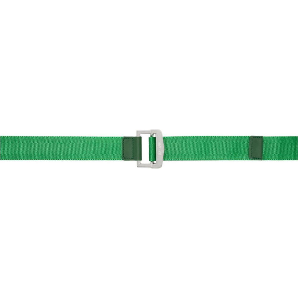 アンブッシュ Ambush メンズ ベルト 【Green Buckle Belt】Green