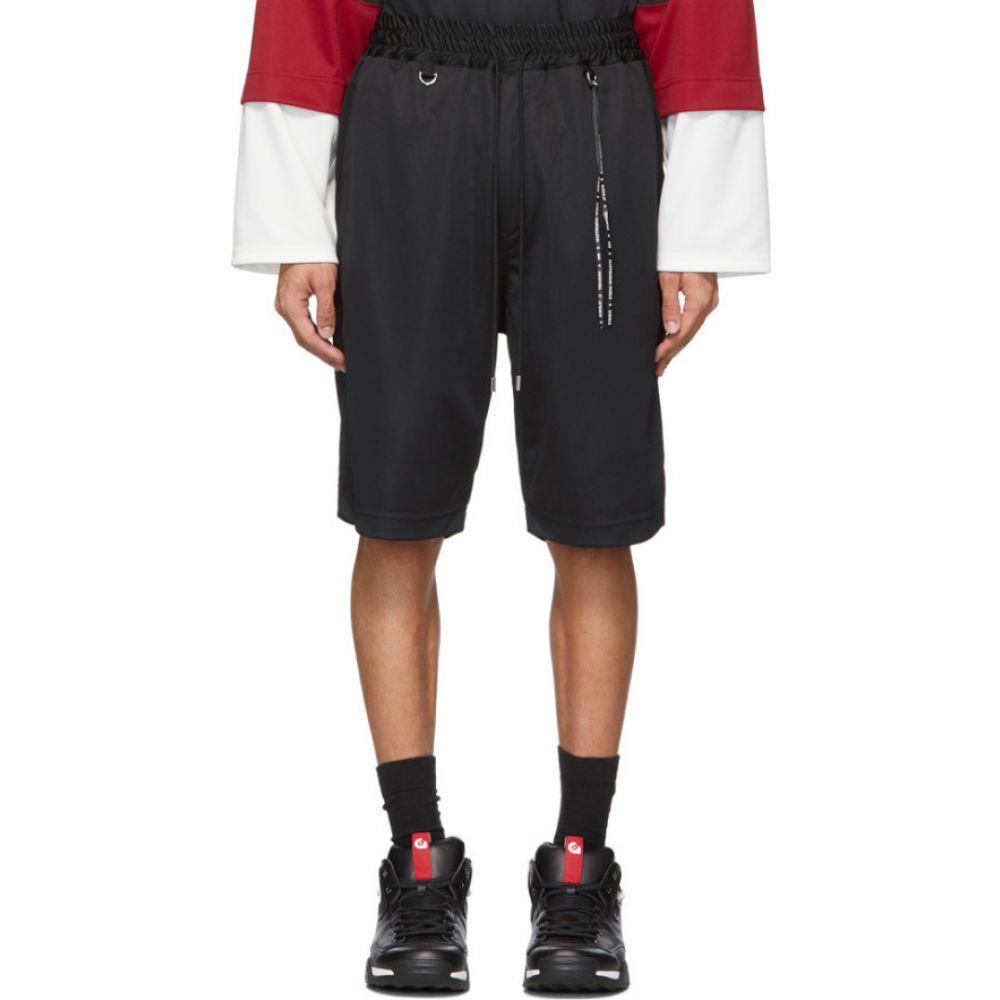 マスターマインド mastermind WORLD メンズ ショートパンツ ボトムス・パンツ【Black Debossed Skull Shorts】Black