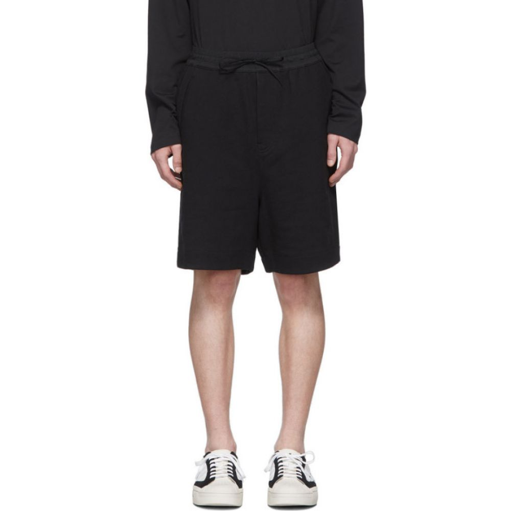 ワイスリー Y-3 メンズ ショートパンツ ボトムス・パンツ【Black Classic Terry Shorts】Black
