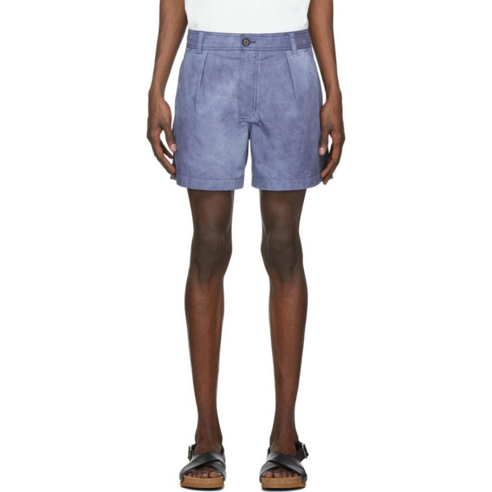 ジャックムス Jacquemus メンズ ショートパンツ ボトムス・パンツ【Navy 'Le Short Tennis' Shorts】Navy