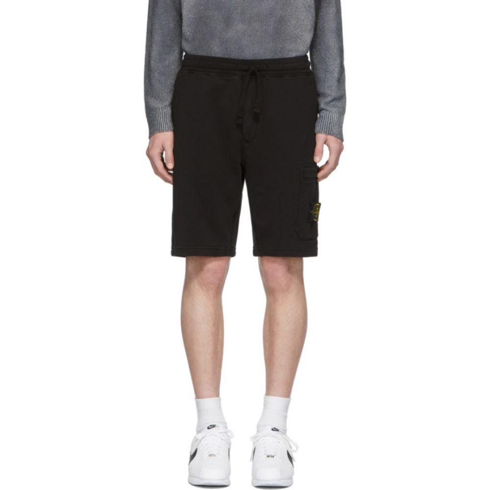 ストーンアイランド Stone Island メンズ ショートパンツ ボトムス・パンツ【Black Fleece Shorts】Black