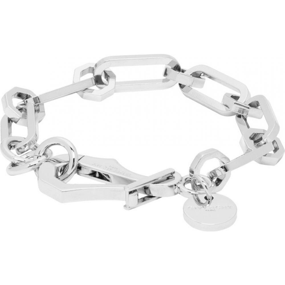 ジバンシー Givenchy メンズ ブレスレット ジュエリー・アクセサリー【Silver Chain Bracelet】Silver