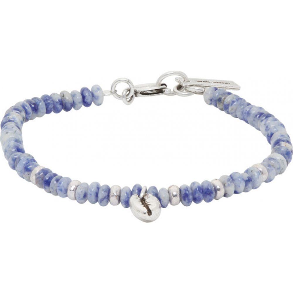 イザベル マラン Isabel Marant メンズ ブレスレット ジュエリー・アクセサリー【Navy Stone Bracelet】Navy