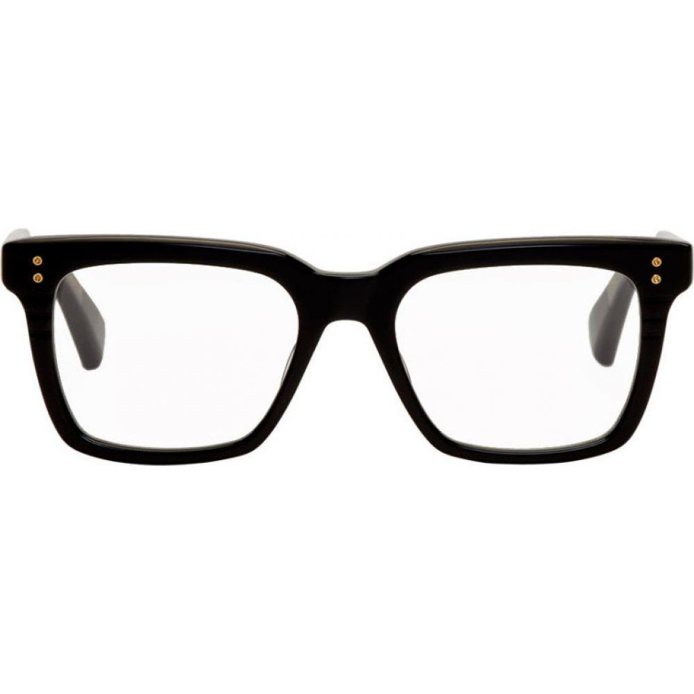 ディータ Dita メンズ メガネ・サングラス 【Black Sequoia Glasses】Black matte