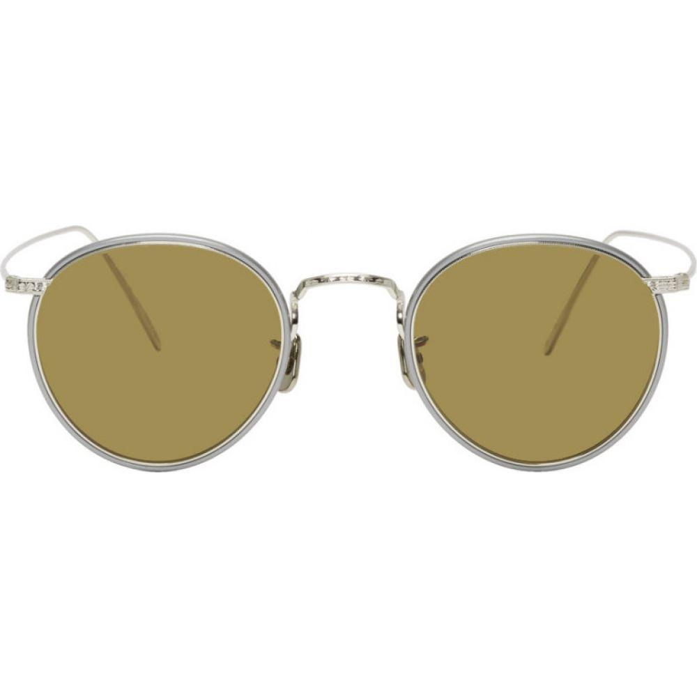 アイヴァン Eyevan 7285 メンズ メガネ・サングラス 【Silver & Green 717W Sunglasses】