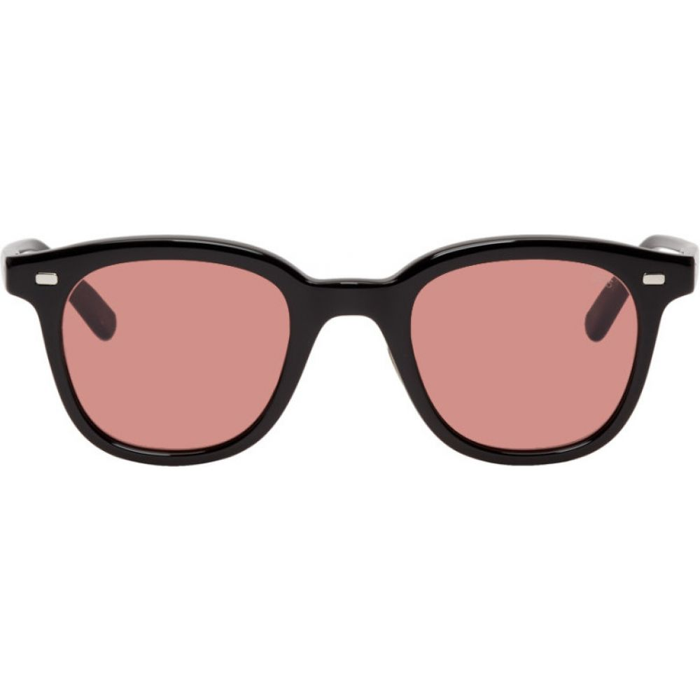 アイヴァン Eyevan 7285 メンズ メガネ・サングラス 【Black 775 Sunglasses】Black/Pink