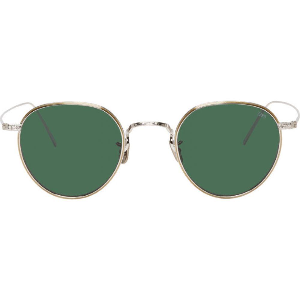 アイヴァン Eyevan 7285 メンズ メガネ・サングラス 【Silver 539 Sunglasses】