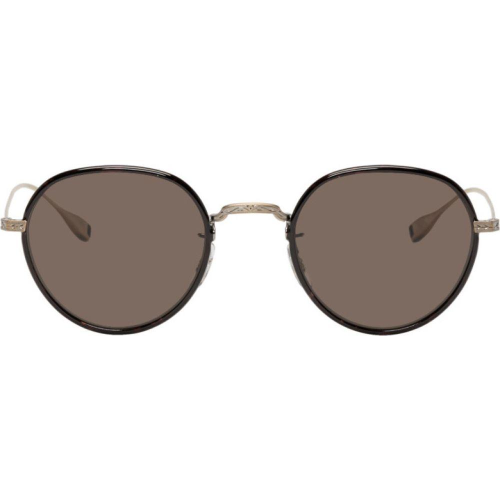 アイヴァン Eyevan 7285 メンズ メガネ・サングラス 【Black & Gold Epitome Sunglasses】