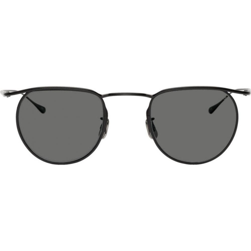 アイヴァン Eyevan 7285 メンズ メガネ・サングラス 【Black 160 Sunglasses】