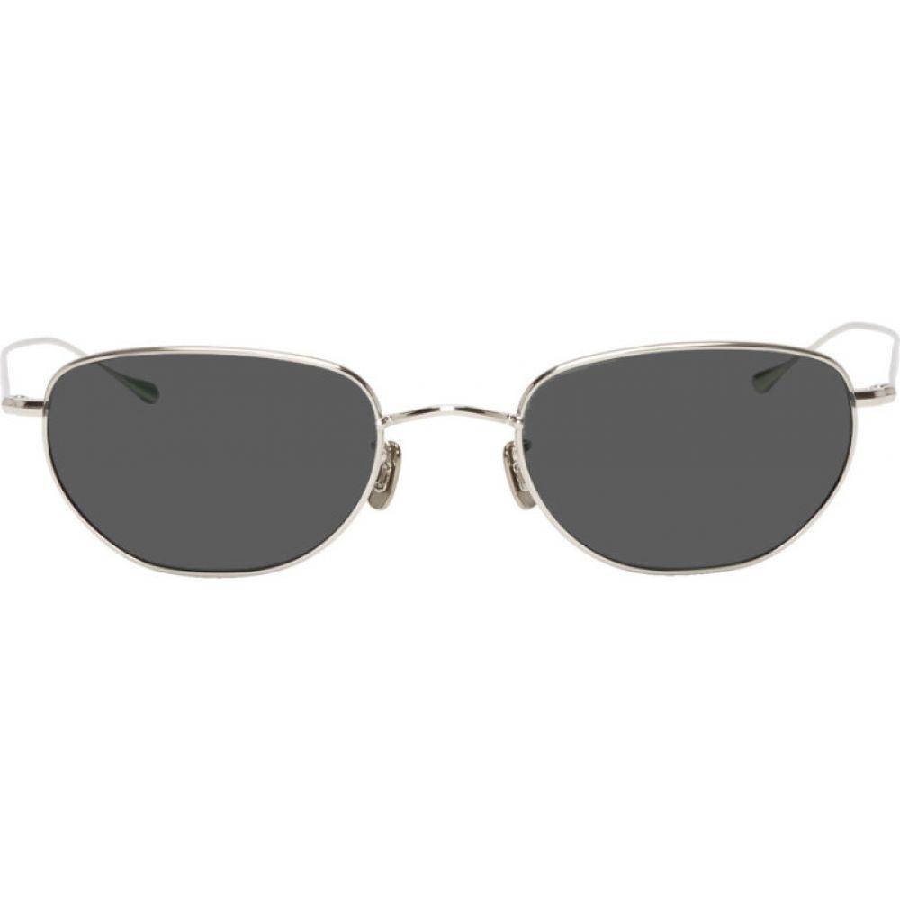 アイヴァン Eyevan 7285 メンズ メガネ・サングラス 【Silver 161(52) Sunglasses】