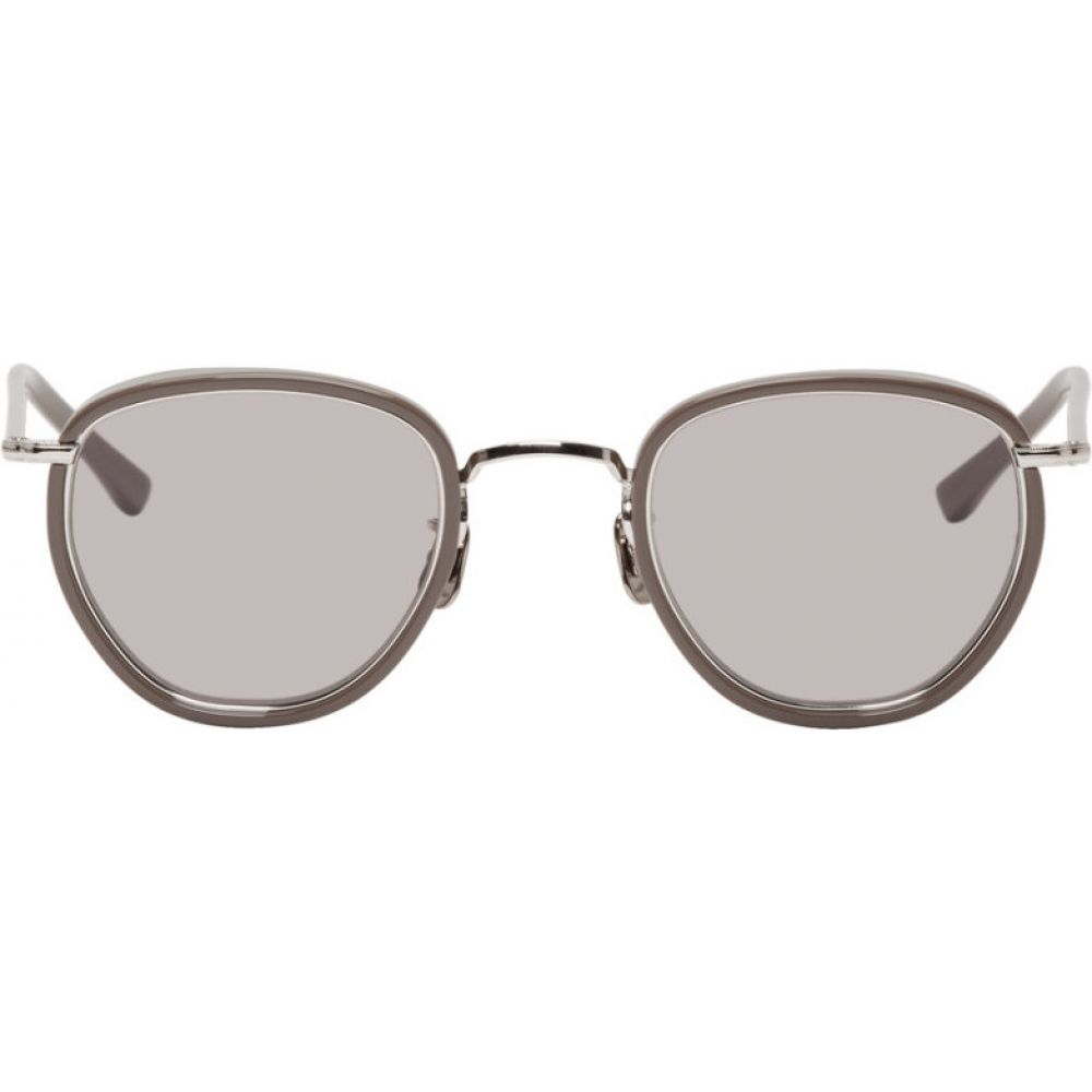 アイヴァン Eyevan 7285 メンズ メガネ・サングラス 【Silver & Grey 787(46) Sunglasses】