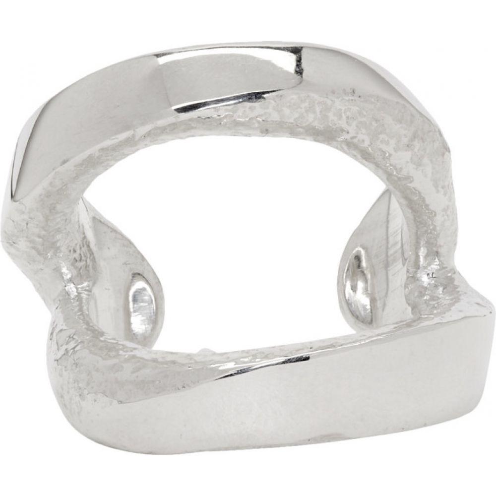 パールズ ビフォア スワイン Pearls Before Swine メンズ 指輪・リング ジュエリー・アクセサリー【Silver Cuff Ring】.925 silver