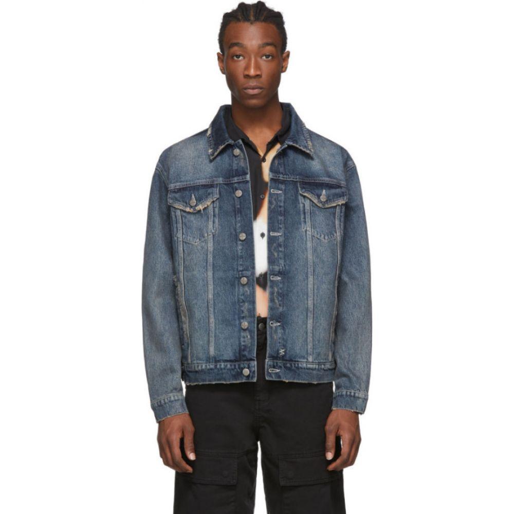 スビ Ksubi メンズ ジャケット Gジャン アウター【Blue Denim OH G Jacket】Kulture blue