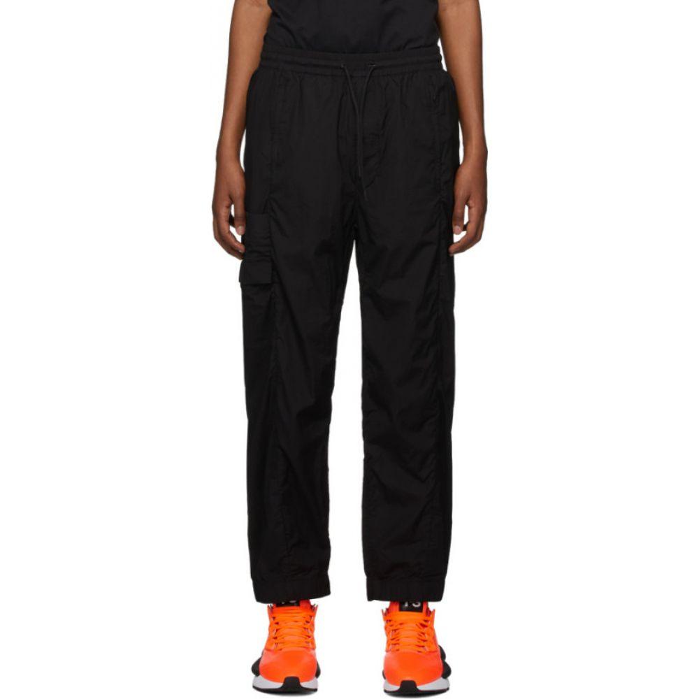 ワイスリー Y-3 メンズ スウェット・ジャージ ボトムス・パンツ【Black Travel Track Pants】Black