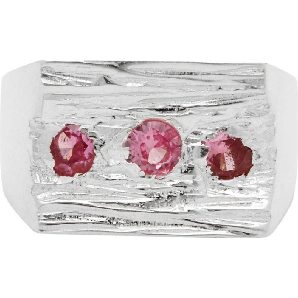 ブルー バーナム Bleue Burnham メンズ 指輪・リング ジュエリー・アクセサリー【Silver Tough Glamour Ring】Silver