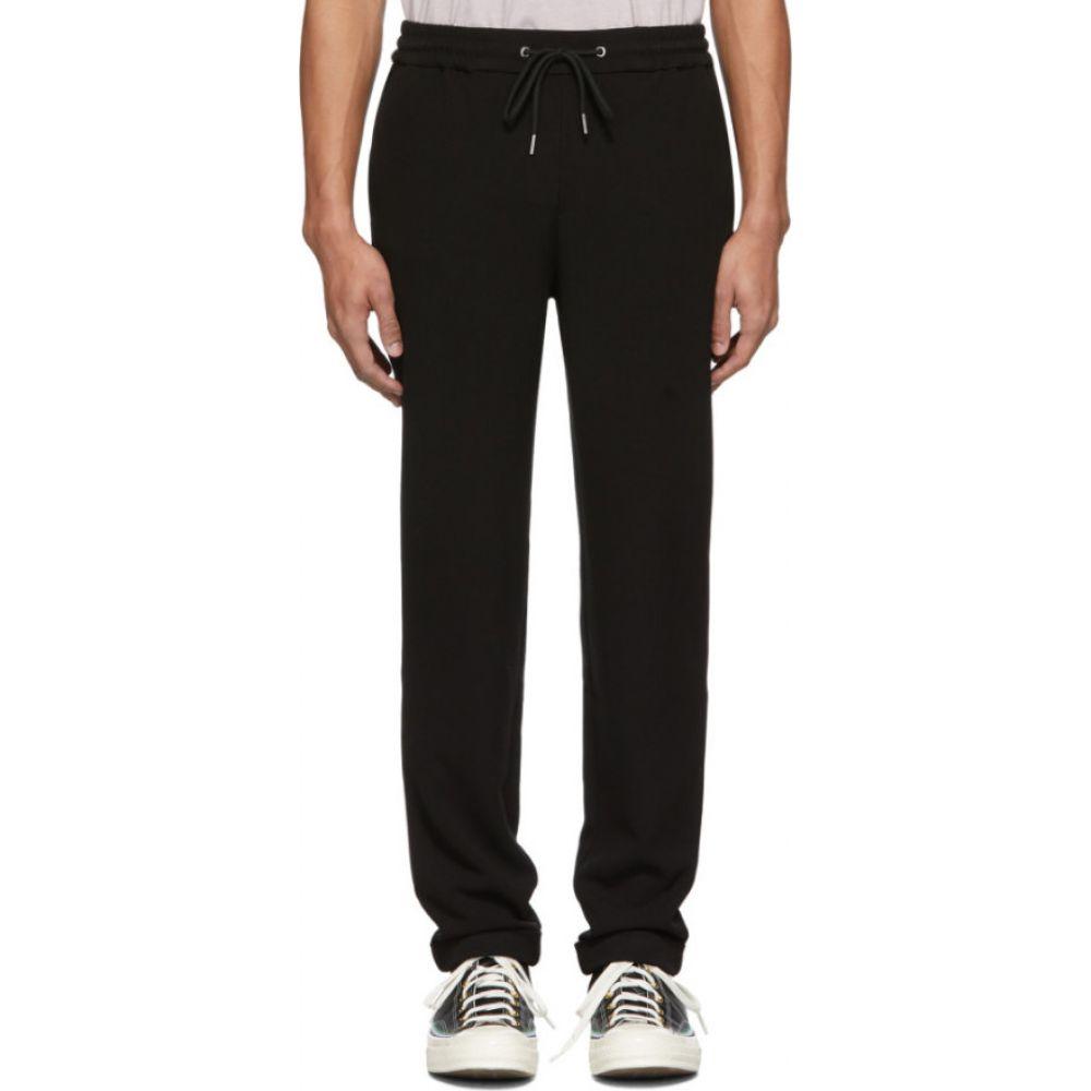 フレーム Frame メンズ スウェット・ジャージ ボトムス・パンツ【Black Travel Lounge Pants】Black