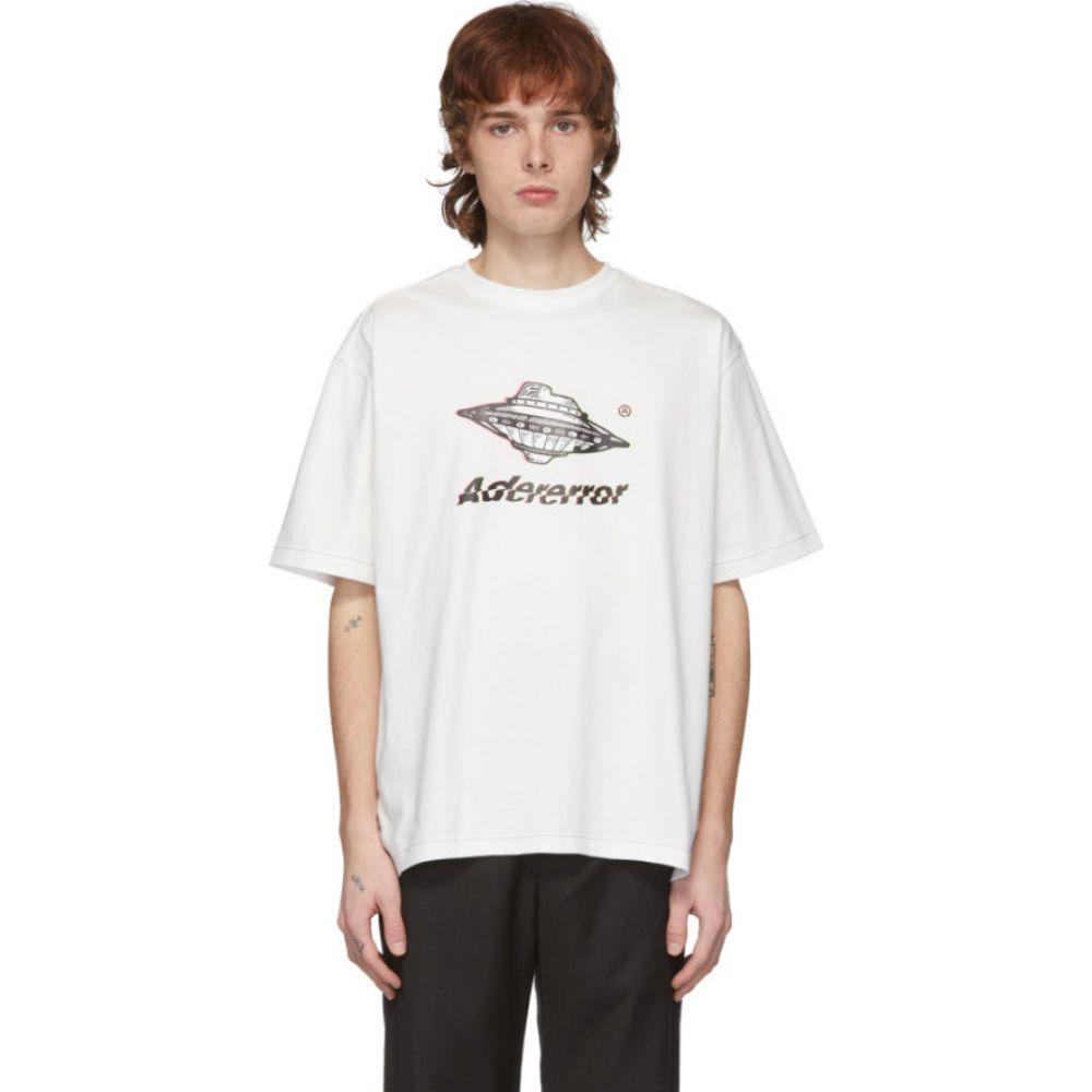 アーダーエラー ADER error メンズ Tシャツ トップス【Off-White T-914 T-Shirt】Off-white