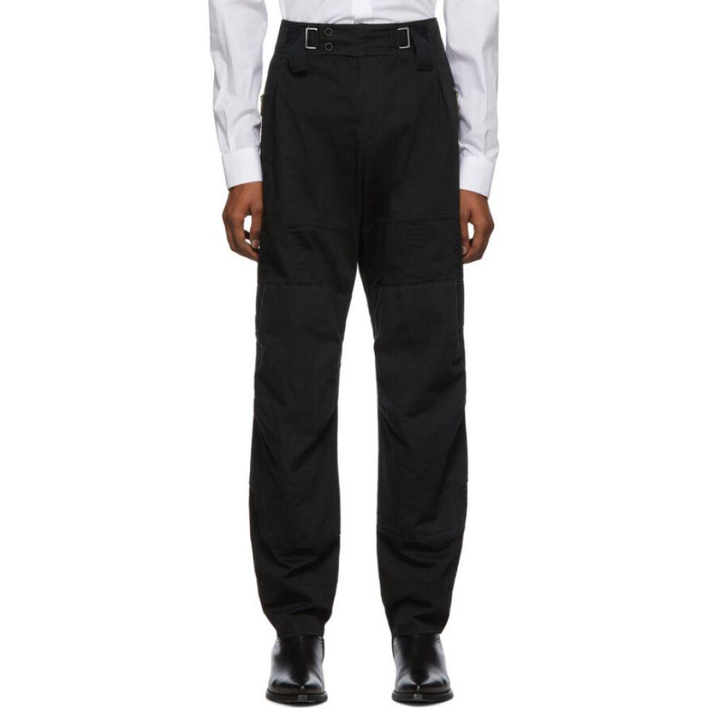 ジバンシー Givenchy メンズ ボトムス・パンツ アビエイター【Black Aviator Trousers】Black