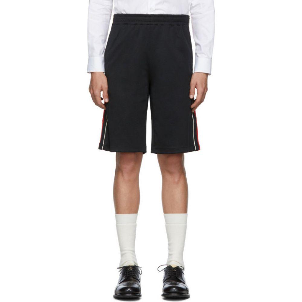 グッチ Gucci メンズ ショートパンツ ボトムス・パンツ【Black Jersey Shorts】Black