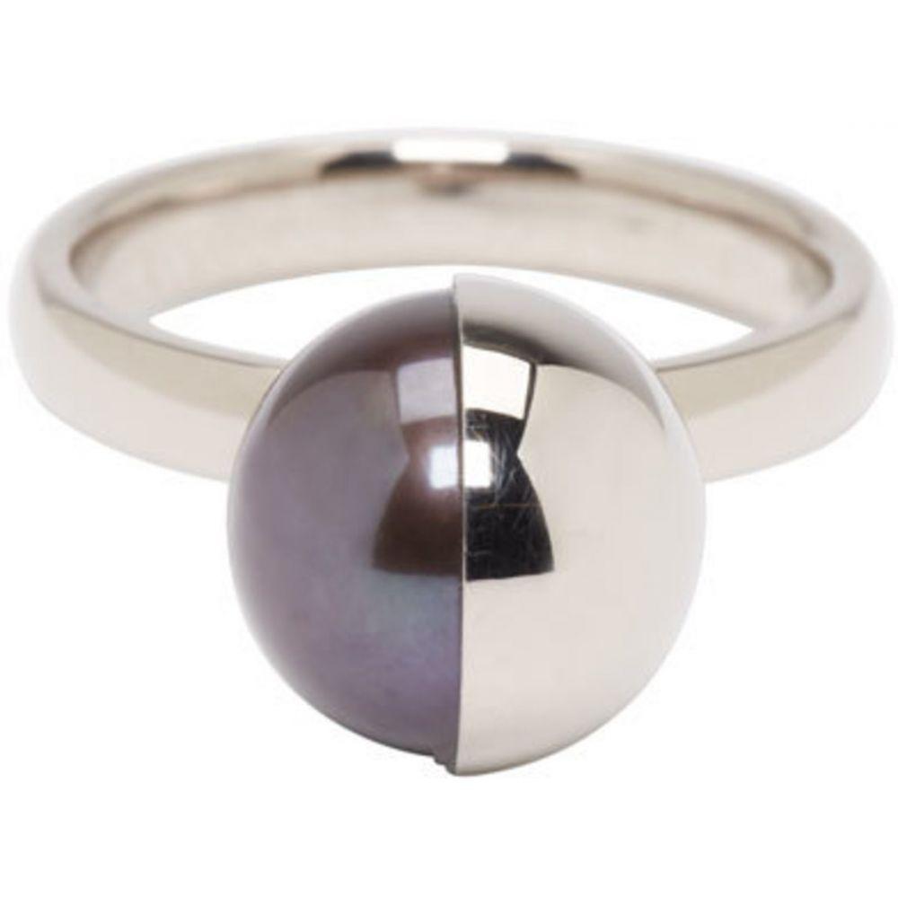 メラニー ジョージャコプロス レディース ジュエリー・アクセサリー 指輪・リング【White Gold Peacock Pearl Tasaki Edition Ring】