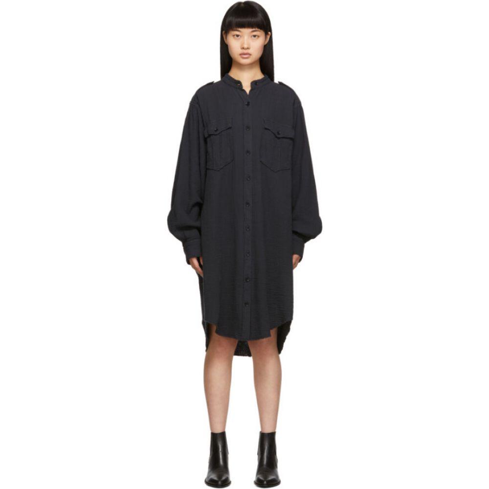 イザベル マラン Isabel Marant Etoile レディース ワンピース ワンピース・ドレス【Black Jasia Dress】Faded black