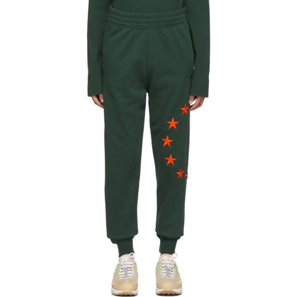 エチュード Etudes レディース スウェット・ジャージ ボトムス・パンツ【Green Tempera Europa Lounge Pants】Green