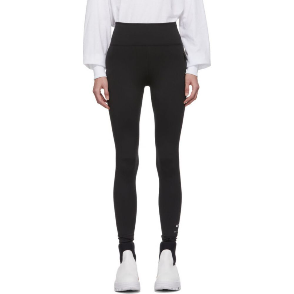 アリクス 1017 ALYX 9SM レディース スパッツ・レギンス インナー・下着【Black Nike Edition Matte Leggings】Black