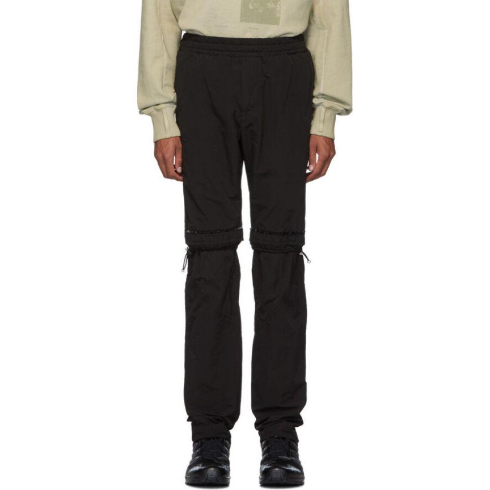 アリクス 1017 ALYX 9SM メンズ スウェット・ジャージ ボトムス・パンツ【Black GD Woven Sweatpants】Black