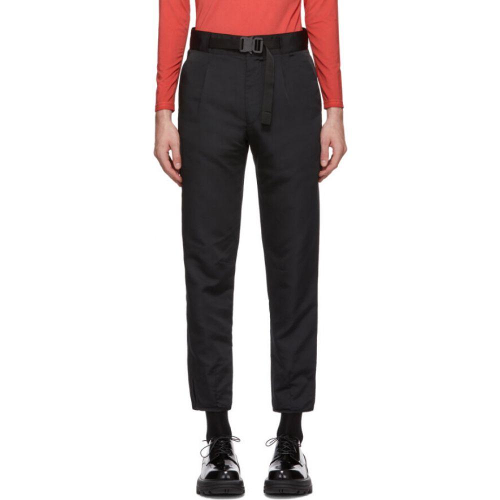 アリクス 1017 ALYX 9SM メンズ ボトムス・パンツ 【Black Classic Trousers】Black