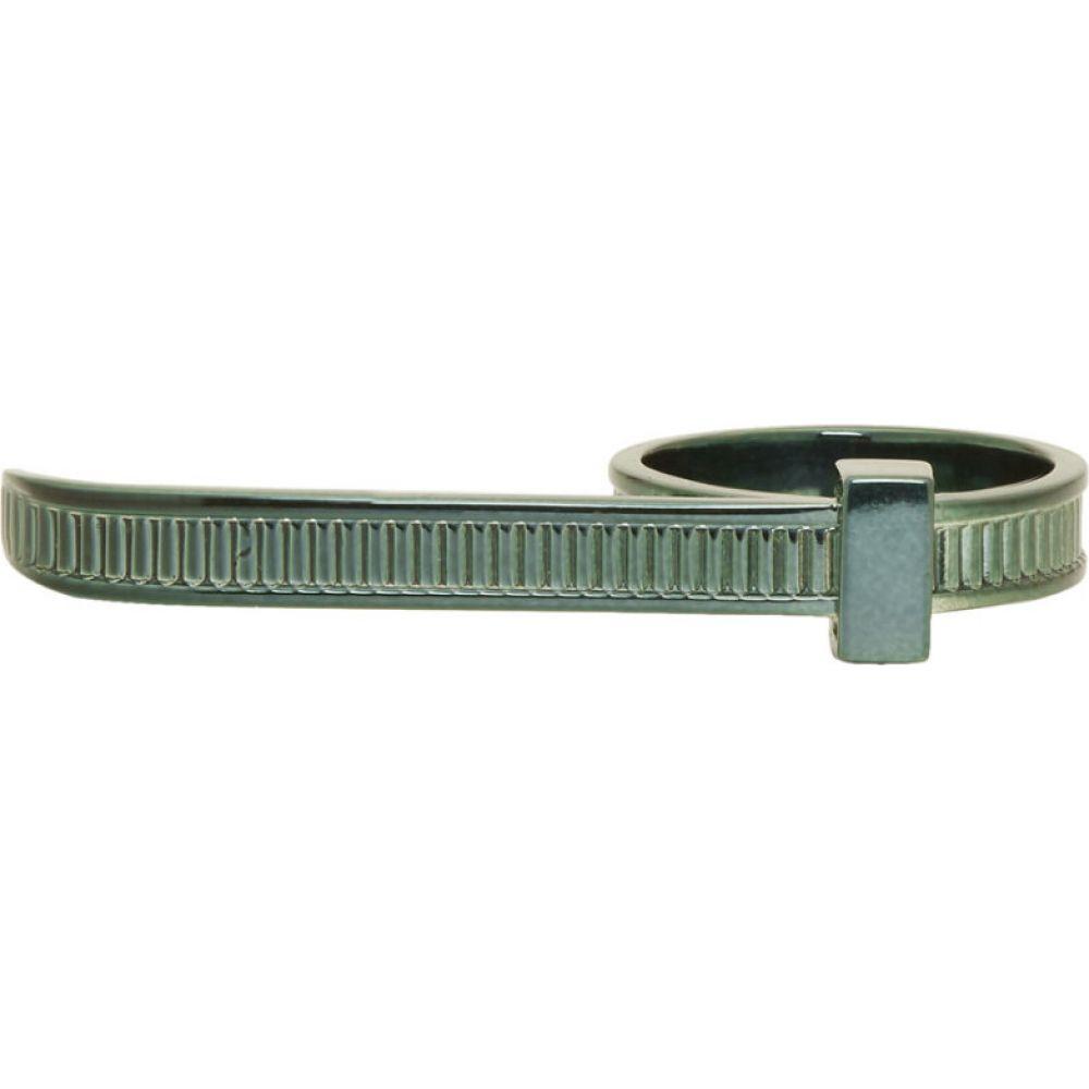 アンブッシュ Ambush メンズ 指輪・リング ジュエリー・アクセサリー【Green Zip Tie Ring】Green
