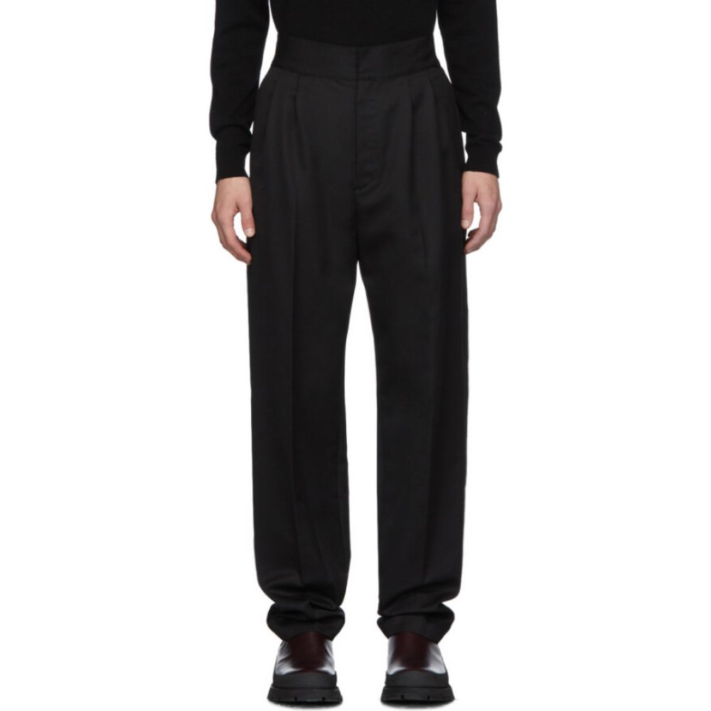 アンブッシュ Ambush メンズ ボトムス・パンツ 【Black Logo Elastic Trousers】