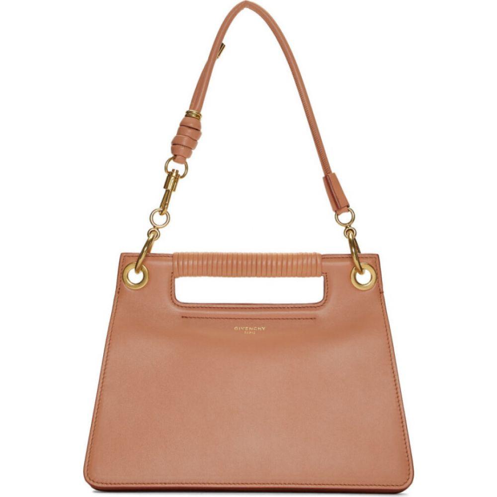 ジバンシー Givenchy レディース ショルダーバッグ バッグ【Pink Small Whip Bag】Coral