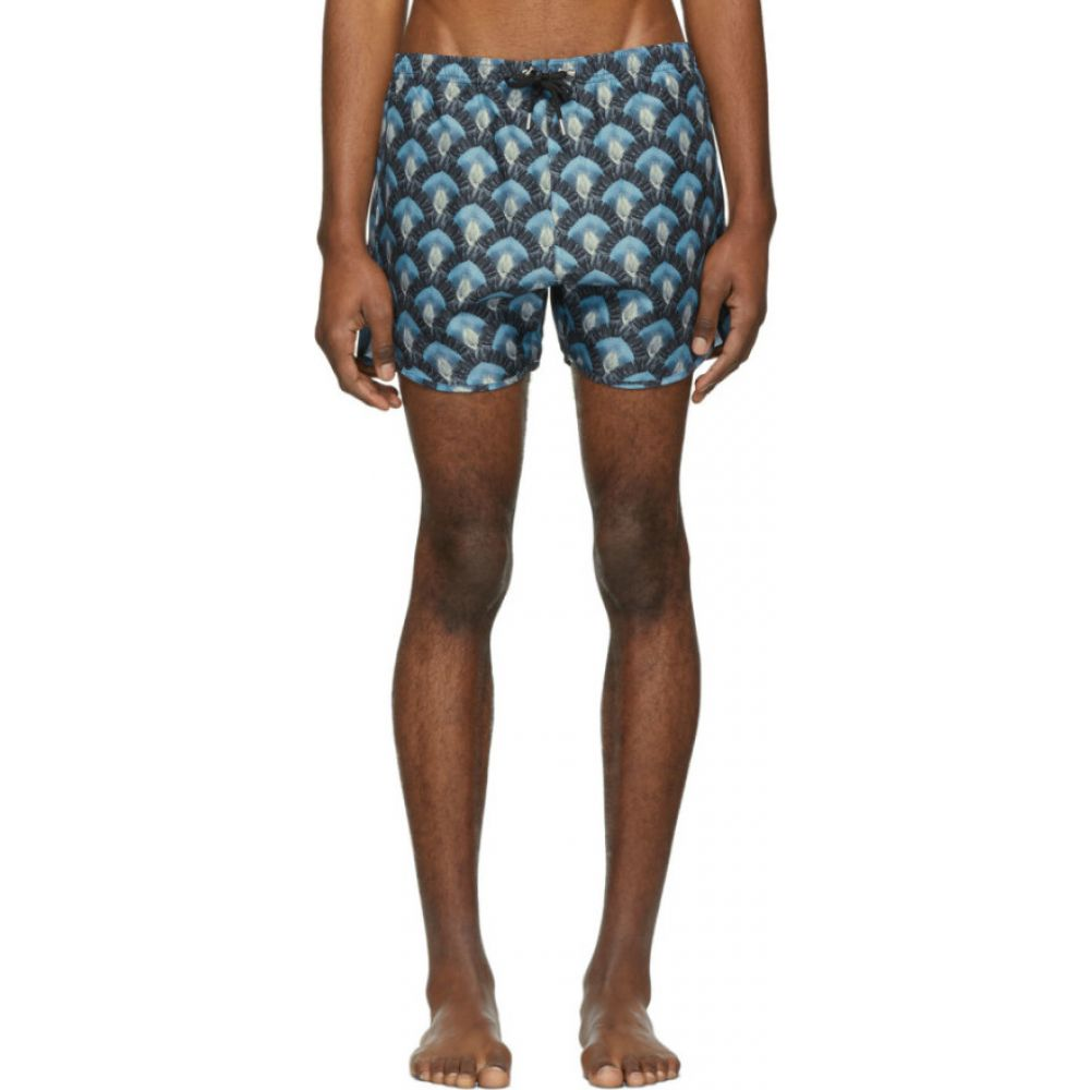 ニール バレット Neil Barrett メンズ ショートパンツ ボトムス・パンツ【Blue Aqua Shorts】