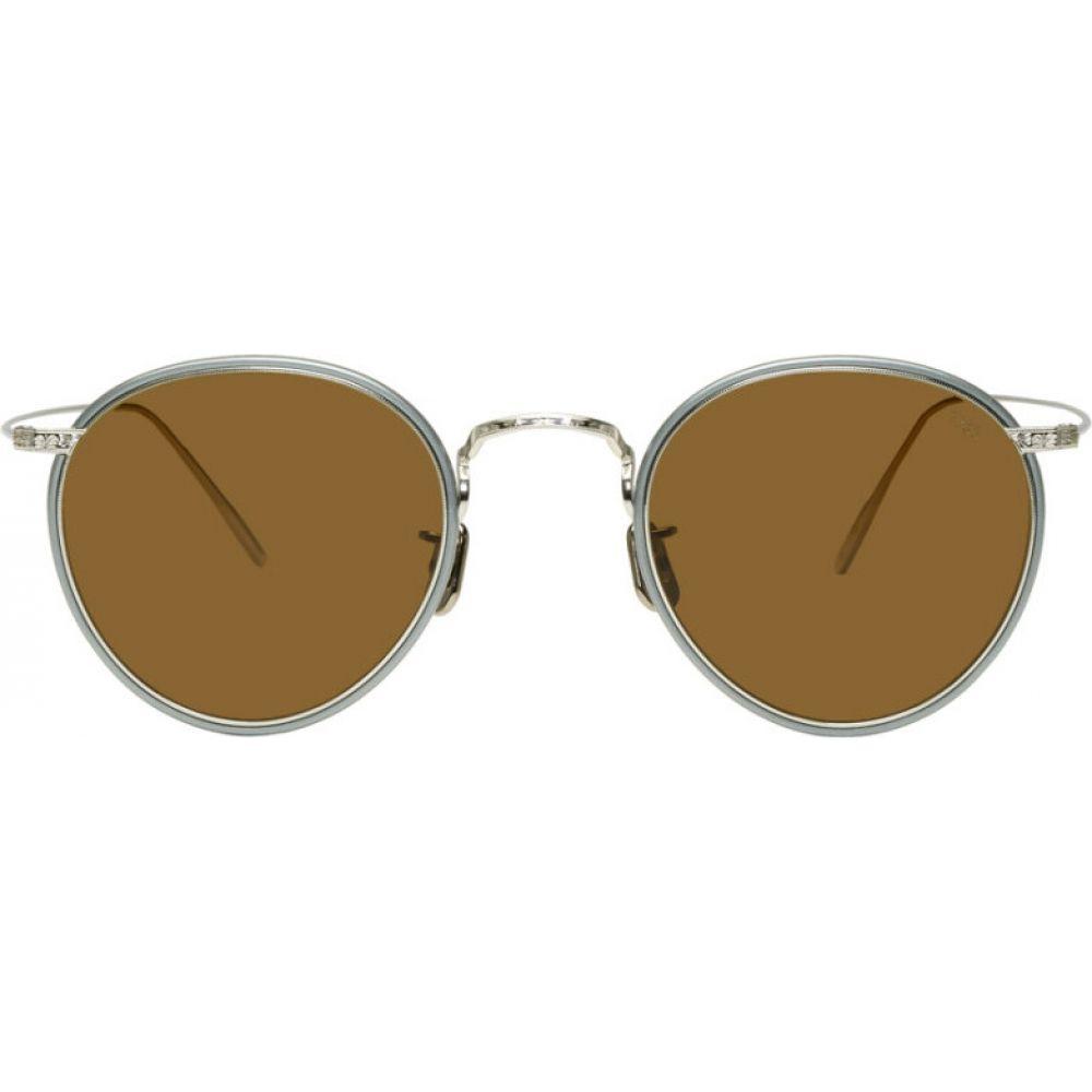 アイヴァン Eyevan 7285 メンズ メガネ・サングラス 【Silver 717W Sunglasses】