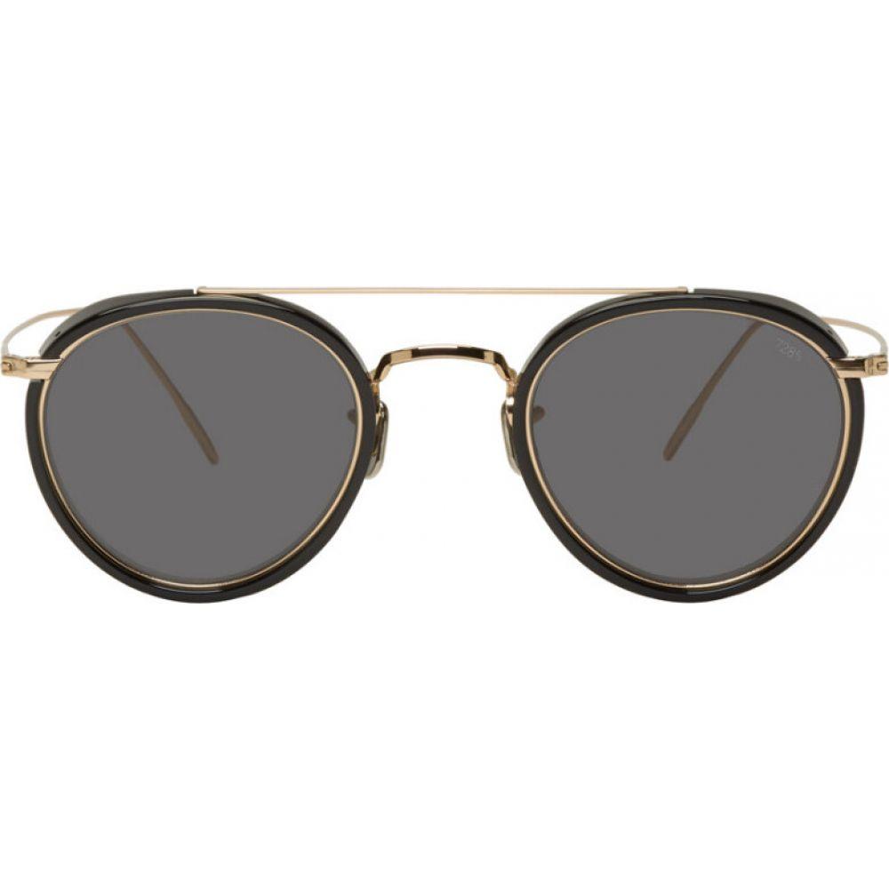 アイヴァン Eyevan 7285 メンズ メガネ・サングラス 【Black 762 Sunglasses】