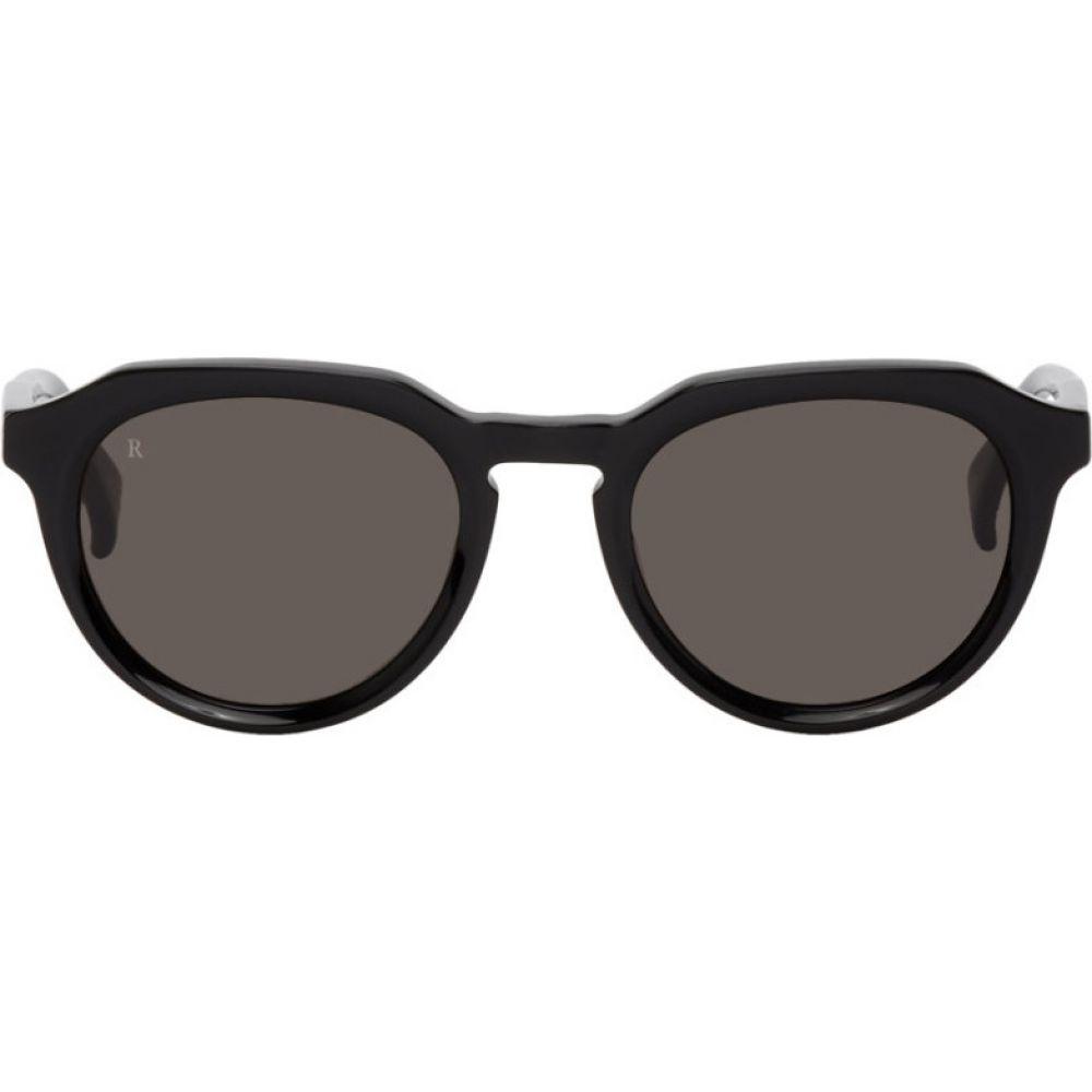 レーン RAEN メンズ メガネ・サングラス 【Black Sage Sunglasses】Black/Dark smoke