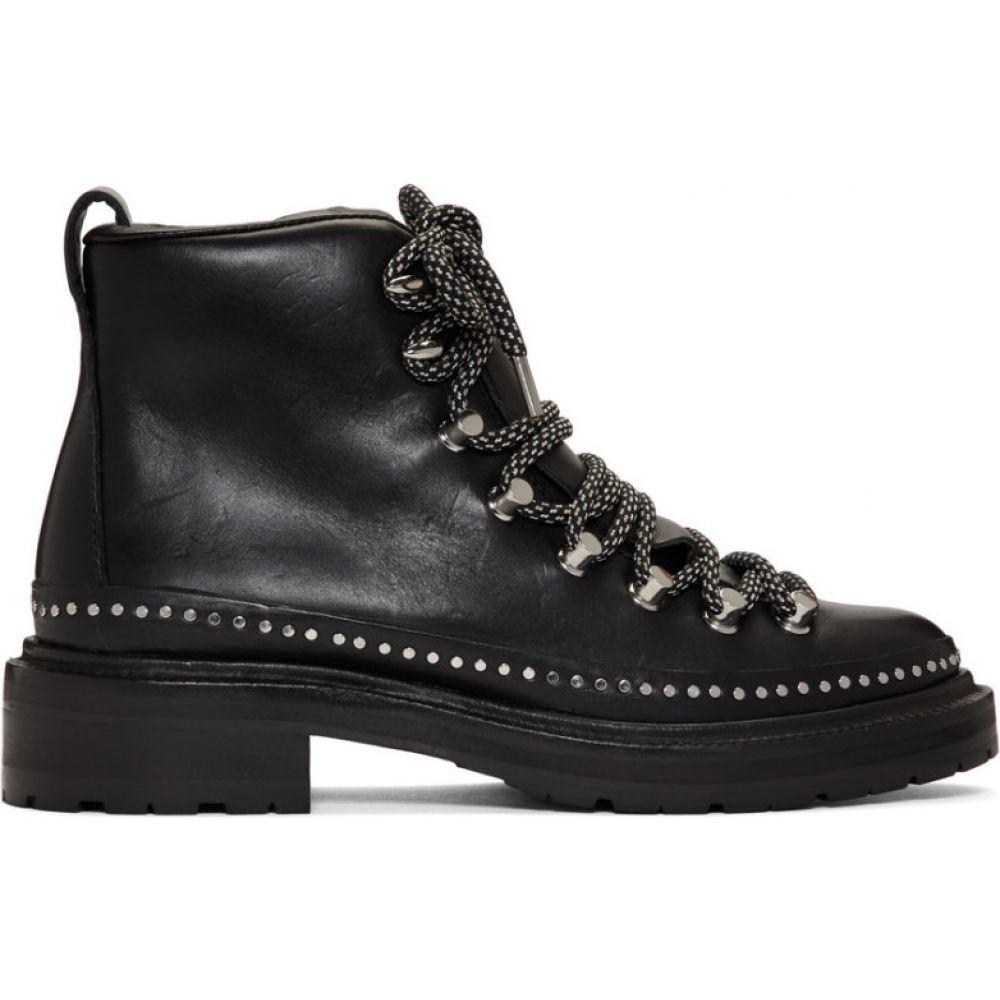 ラグ&ボーン rag & bone レディース ブーツ シューズ・靴【Black Compass II Boots】Black