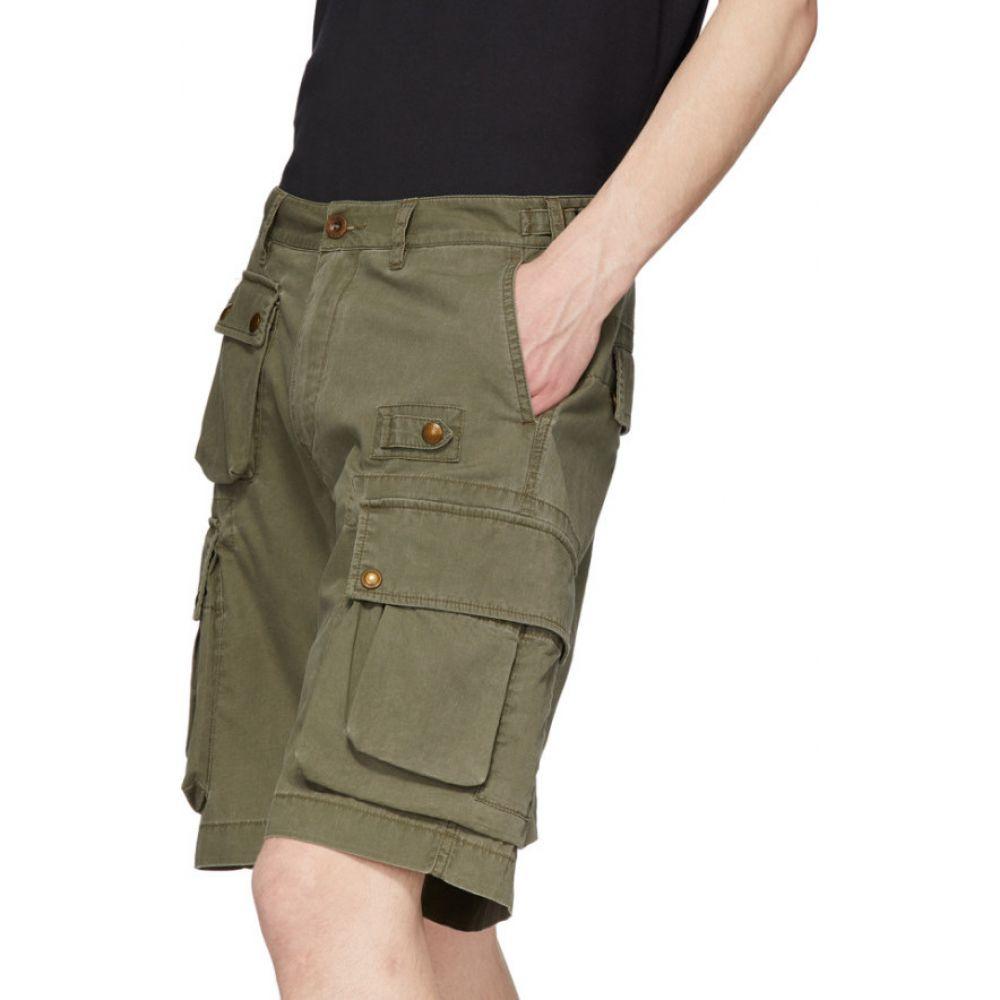 ベルスタッフ Belstaff メンズ ショートパンツ ボトムス・パンツ Green Castmaster Shorts Sage greendorxBeC