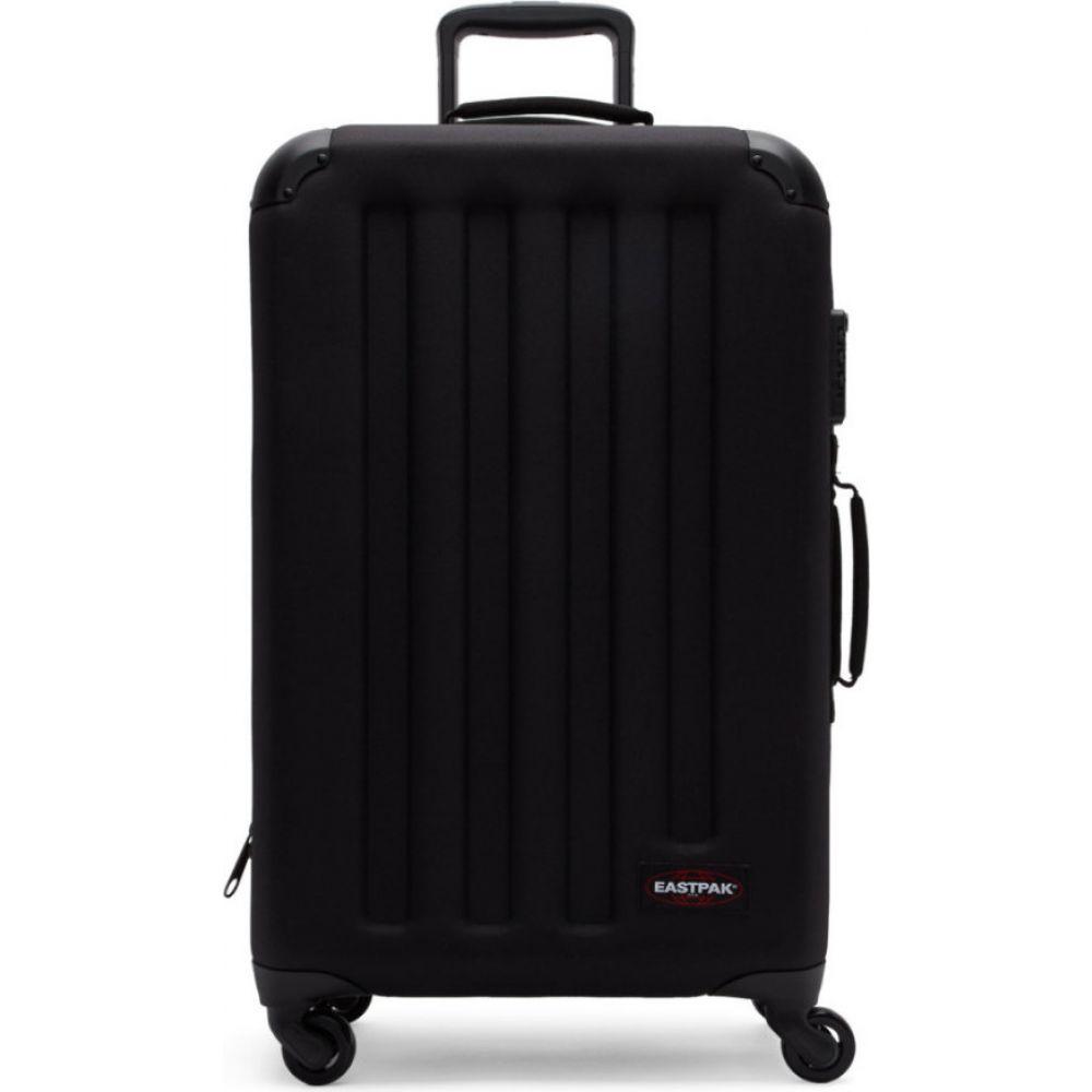 イーストパック Eastpak メンズ スーツケース・キャリーバッグ バッグ【Black Medium Tranzshell Suitcase】Black
