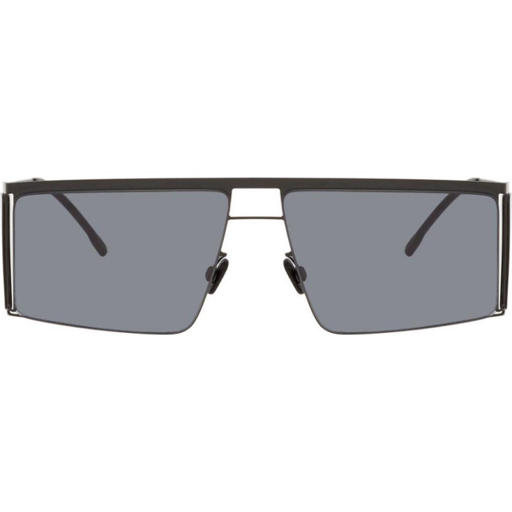 ヘルムート ラング Helmut Lang メンズ メガネ・サングラス 【Black Mykita Edition HL001 Sunglasses】Black/Grey