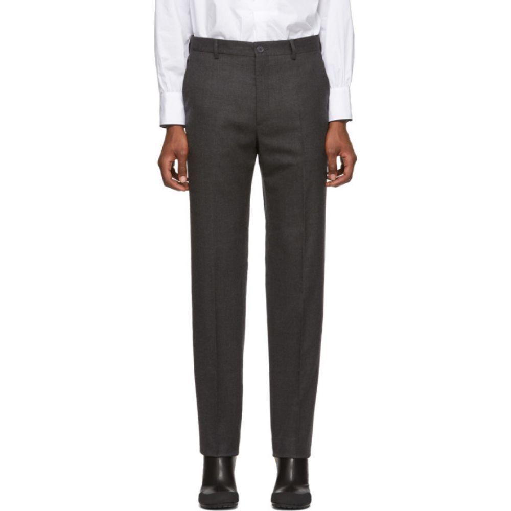 ランダム アイデンティティーズ Random Identities メンズ スラックス ボトムス・パンツ【Grey Wool Classic Trousers】Grey