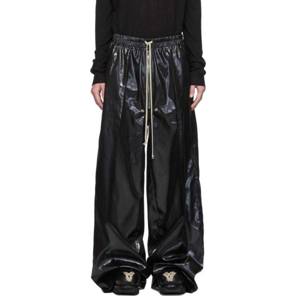 リック オウエンス Rick Owens メンズ ボトムス・パンツ 【Black Jumbo Bela Trousers】Black