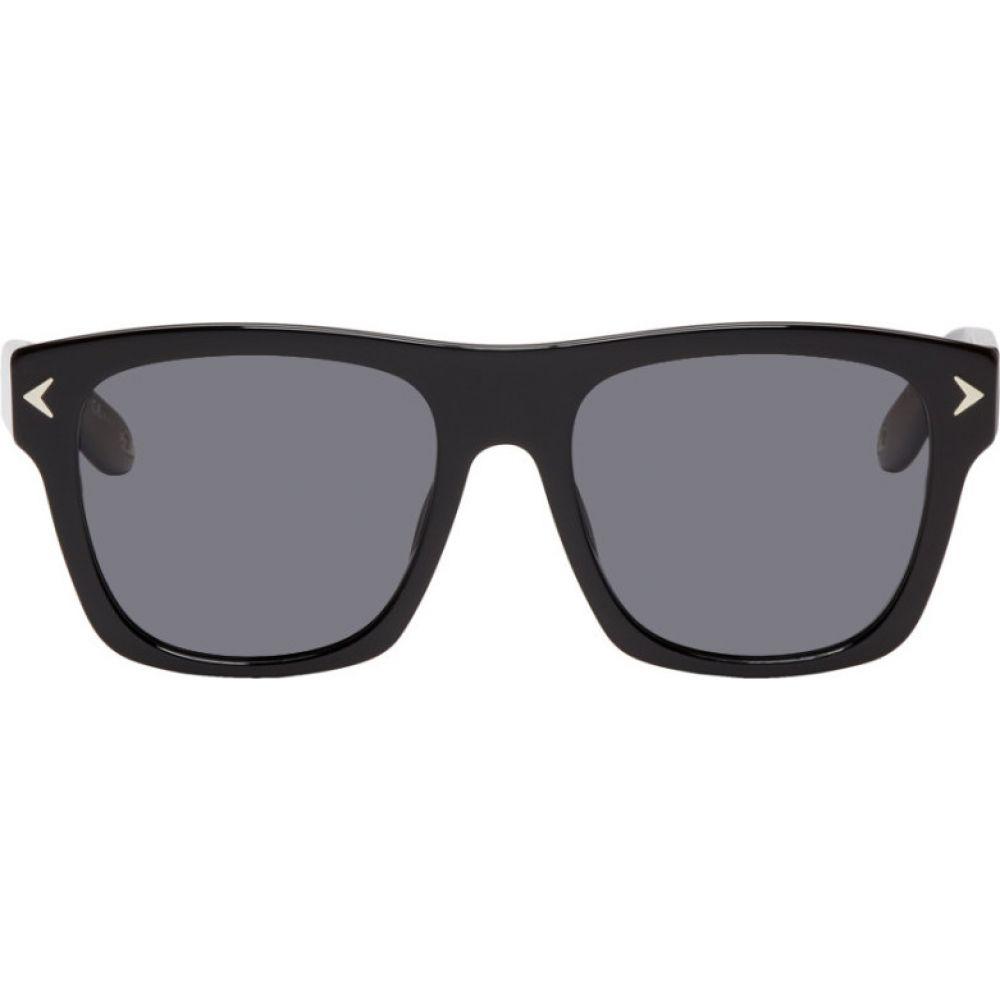 ジバンシー Givenchy メンズ メガネ・サングラス 【Black GV 7011 Sunglasses】Black