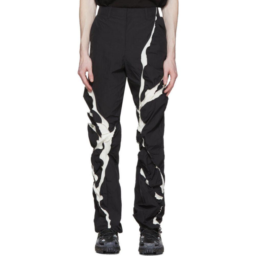 ポスト アーカイブ ファクション Post Archive Faction (PAF) メンズ ボトムス・パンツ 【Black 3.0 Left Trousers】Black
