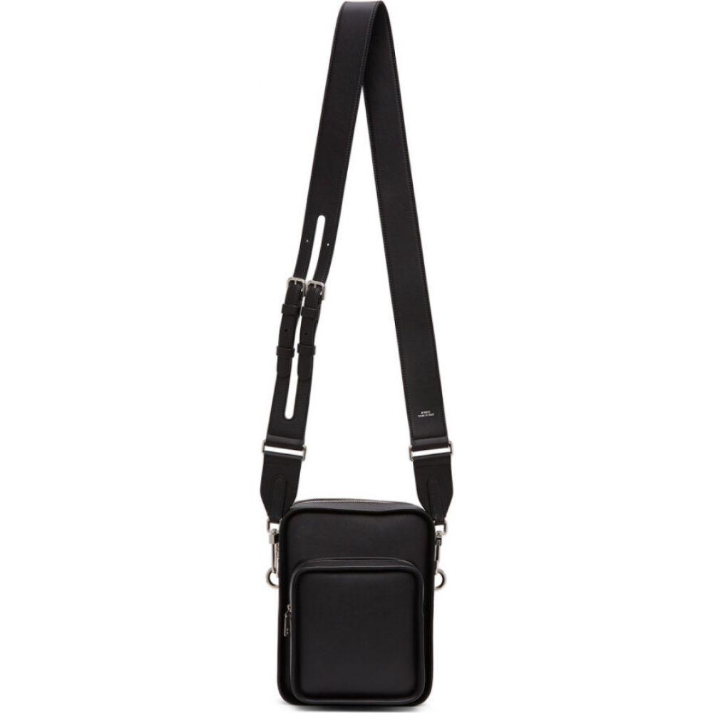 バレード Byredo レディース ショルダーバッグ バッグ【Black Medium Focus Shoulder Bag】Black