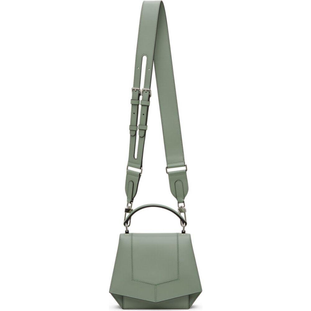 バレード Byredo レディース ショルダーバッグ バッグ【Green Mini Blueprint Bag】Green